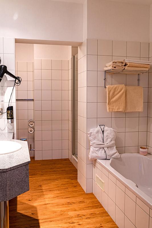 Badezimmer-Suite